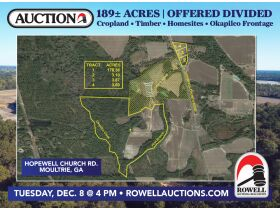 189 ± Acres   Excellent Ag and Timber Tract   Beautiful Homesites featured photo 1