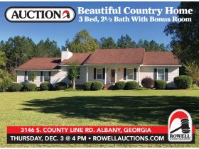 Beautiful Country Home   3 Bed, 2½ Bath With Bonus Room featured photo 1