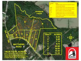 146± Acres Recreational Tract | Homesites | Offered Divided featured photo 8
