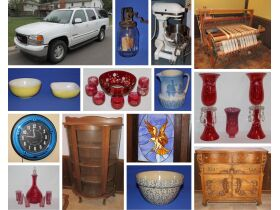 2006 GMC Yukon, Glass Collectibles, Home Furnishings, Home Decor, & More! featured photo 1