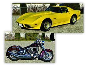 Vintage Corvette & Harley Davidson Motorcycle Online Only Auction featured photo 1