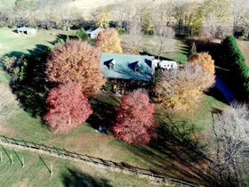 AUCTION featuring 3 BR, 2 BA Log Home on 4.5+/- Acres with Open Floorplan, Large Rec Room, Expansive Deck and Barn featured photo 2