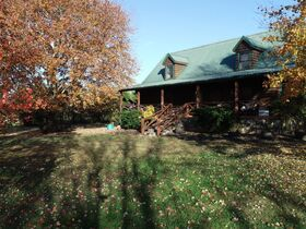 AUCTION featuring 3 BR, 2 BA Log Home on 4.5+/- Acres with Open Floorplan, Large Rec Room, Expansive Deck and Barn featured photo 10