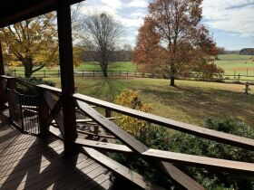 AUCTION featuring 3 BR, 2 BA Log Home on 4.5+/- Acres with Open Floorplan, Large Rec Room, Expansive Deck and Barn featured photo 12