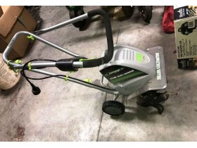Earthwise Electric Tiller and Cultivator