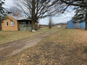 16+/- Acres, House and Building Selling In 2 Tracts.  Located at 10072 Pierson Rd., Flushing, MI. featured photo 5