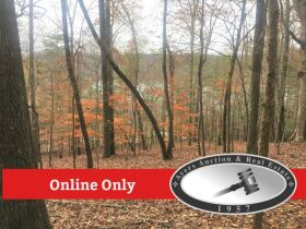 Online Only Auction - 2 Norris Lake View Lots & 3 Building Lots featured photo 1