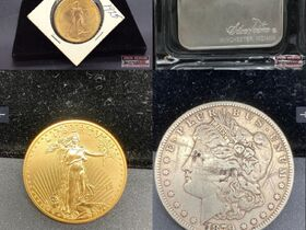 December Coin, Silver and Gold Auction featured photo 1