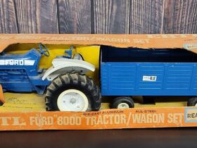 Fisher Scale Model Toys & Boxed Pedal Tractors - Collection 7 featured photo 2