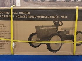 Fisher Pedal Tractor Collection 8 featured photo 1