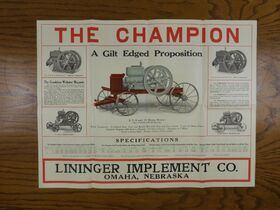 C.H. Wendel Personal Archive - Tractor and Gas Engine Literature featured photo 2