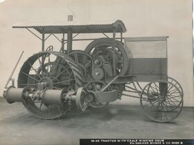 C.H. Wendel Personal Archive - Tractor and Gas Engine Literature featured photo 1