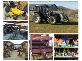 LIVE Farm Auction Morning View KY featured photo 1