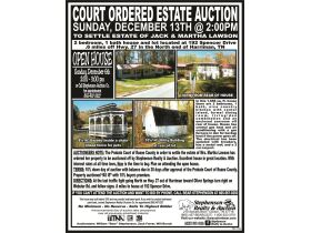 Court Ordered Estate Auction - 192 Spencer Drive, Harriman, TN 37748 featured photo 5