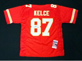 Number 87 Kelce Jersey