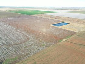 79 ACRES LAND, SUMNER COUNTY KS -- 69 AC TILLABLE | 10 AC SALT WATER DISPOSAL WELL featured photo 1