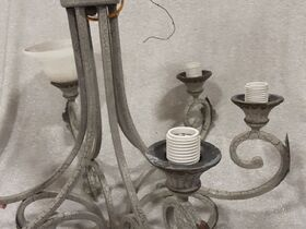 FIXTURES ~ CHANDELIERS ~ MIRRORS ~ FURNITURE (From Former Wedding Dress Shop) featured photo 6