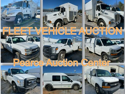 Gas Company Fleet Vehicle Auction featured photo