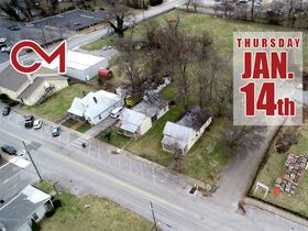AUCTION featuring 2 COMMERCIAL TRACTS in DOWNTOWN MURFREESBORO ZONED CH - COMMERCIAL HWY featured photo 1