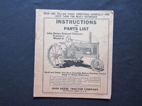 Tractor & Implement Literature Consignment Auction featured photo 6