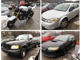 *ENDED* Pittsburgh Impound Auction - December 2020 featured photo 1