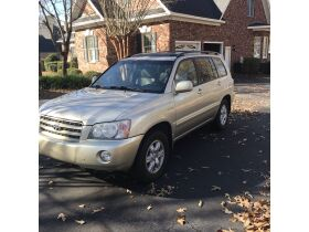 2003 Toyota Highlander Limited featured photo 4