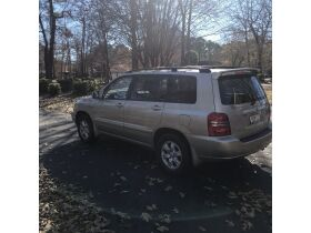 2003 Toyota Highlander Limited featured photo 5