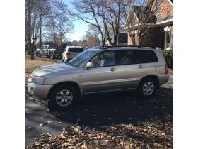 2003 Toyota Highlander Limited featured photo 6
