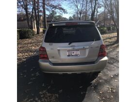 2003 Toyota Highlander Limited featured photo 7