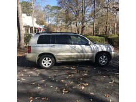 2003 Toyota Highlander Limited featured photo 9