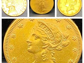 Gold, Graded Silver and Coin Auction featured photo 1