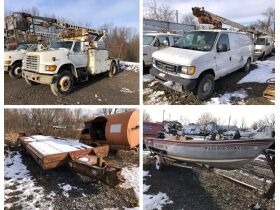 *ENDED* Fiber Cable Business Relocation Auction - New Brighton, PA featured photo 1
