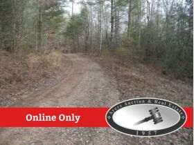 61.29 Acres in 6 Tracts on Williams Creek Road, Oneida, TN * Pre-Auction Offer Accepted * SOLD* featured photo 1