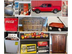 Ken and Judy New Moving Auction featured photo 1
