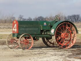 The Pre '30 Auction - Tractors, Airplane and Engines featured photo 9