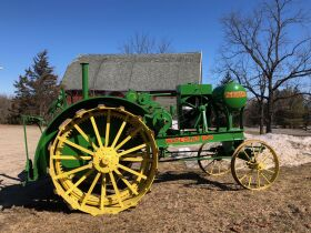 The Pre '30 Auction - Tractors, Airplane and Engines featured photo 11