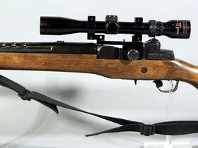 Ruger Mini-14 .223 Cal Rifle SN# 183-14463, With T