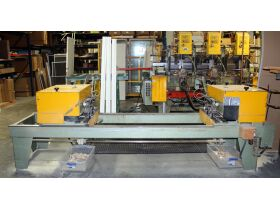 RUVO Double End Trim Saw, Model 855, With 50 Gallo
