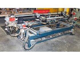 Wise 2400 Automatic Door Frame Assembly Machine