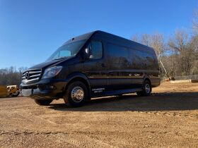Bank Owned Sprinter Mercedes Vans featured photo 8