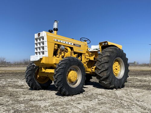 Spring Antique Tractor Consignment Auction - 2021 featured photo