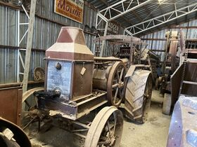 The Litke Collection of Antique Tractors, Memorabilia and Equipment featured photo 6
