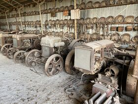 The Litke Collection of Antique Tractors, Memorabilia and Equipment featured photo 8