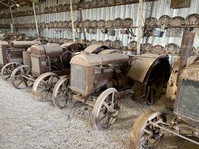 The Litke Collection of Antique Tractors, Memorabilia and Equipment featured photo 9