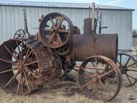 The Litke Collection of Antique Tractors, Memorabilia and Equipment featured photo 4