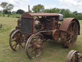 The Litke Collection of Antique Tractors, Memorabilia and Equipment - Saturday's Auction featured photo 10