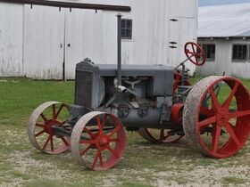 The Litke Collection of Antique Tractors, Memorabilia and Equipment - Saturday's Auction featured photo 12