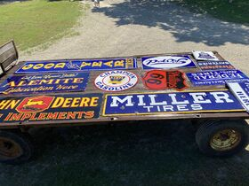 The Litke Collection of Antique Tractors, Memorabilia and Equipment - Saturday's Auction featured photo 8