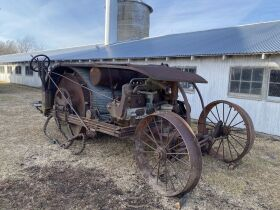 The Litke Collection of Antique Tractors, Memorabilia and Equipment - Saturday's Auction featured photo 4