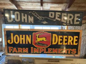 The Litke Collection of Antique Tractors, Memorabilia and Equipment - Saturday's Auction featured photo 7